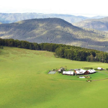 Spicers Peak Lodge Resort is very popular with guests.
