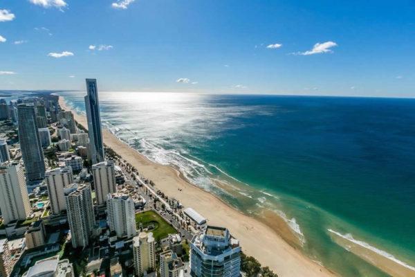 Q1 Resort Gold Coast Views
